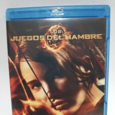 Cine: BRS80 LOS JUEGOS DEL HAMBRE BLURAY SEGUNDA MANO. Lote 262383260