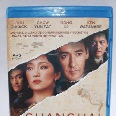 Cine: BRS80 SHANGAI BLURAY SEGUNDA MANO. Lote 262383390