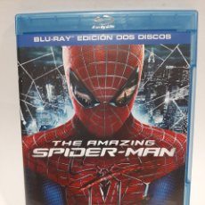 Cine: BRS80 THE AMAZING SPIDER-MAN BLURAY SEGUNDA MANO. Lote 262383505