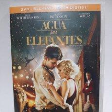 Cine: BRS80 AGUA PARA ELEFANTES BLURAY SEGUNDA MANO. Lote 262383880
