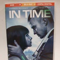 Cine: BRS80 IN TIME BLURAY SEGUNDA MANO. Lote 262384455