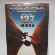 Cine: BRS80 127 HORAS BLURAY SEGUNDA MANO. Lote 262384545
