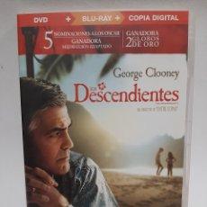 Cine: BRS80 LOS DESCENDIENTES BLURAY SEGUNDA MANO. Lote 262384670