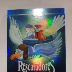 Cine: BRS81 LOS RESCATADORES BLURAY SEGUNDA MANO. Lote 262389490