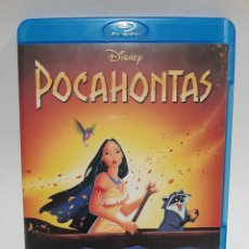 Cinema: BRS83 POCAHONTAS BLURAY SEGUNDA MANO. Lote 262400090