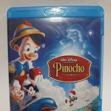 Cinema: BRS83 PINOCHO BLURAY SEGUNDA MANO. Lote 262404720