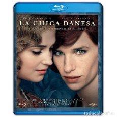 Cine: LA CHICA DANESA BLURAY. Lote 262834785