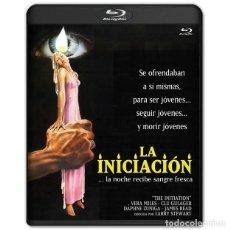 Cine: LA INICIACION BLURAY. Lote 262840815
