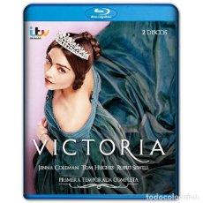 Cine: VICTORIA PRIMERA TEMPORADA COMPLETA BLURAY. Lote 262864215