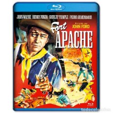 Cine: FORT APACHE BLURAY. Lote 262885310