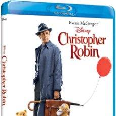 Cine: CHRISTOPHER ROBIN BLU RAY DISNEY. Lote 263176320