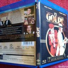 Cine: EL GOLPE ROBERT REDFORD PAUL NEWMAN BLU RAY DISC ORIGINAL. Lote 263670785