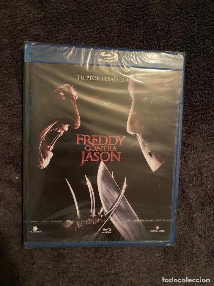 FREDDY CONTRA JASÓN BLURAY PRECINTADO Y DESCATALOGADO (Cine - Películas - Blu-Ray Disc)