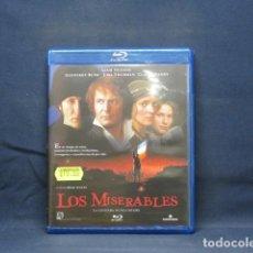 Cinema: LOS MISERABLES - BLU RAY. Lote 265129814