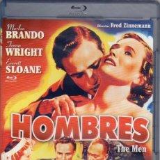 Cine: HOMBRES. BLU RAY. NUEVO PRECINTADO. Lote 266293578