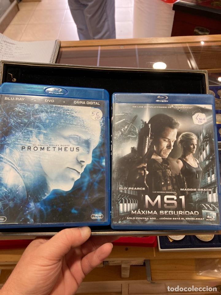 LOTE DE 2 PELICULAS EN BLUE RAY (Cine - Películas - Blu-Ray Disc)