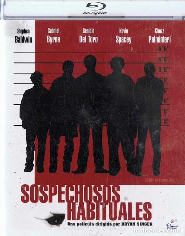 SOSPECHOSOS HABITUALES STEPHEN BALDWIN ( BLURAY PRECINTADO) (Cine - Películas - Blu-Ray Disc)