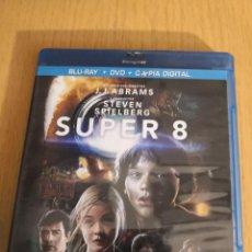 Cine: PELÍCULA SUPER 8 BLU-RAY + DVD. Lote 267332704