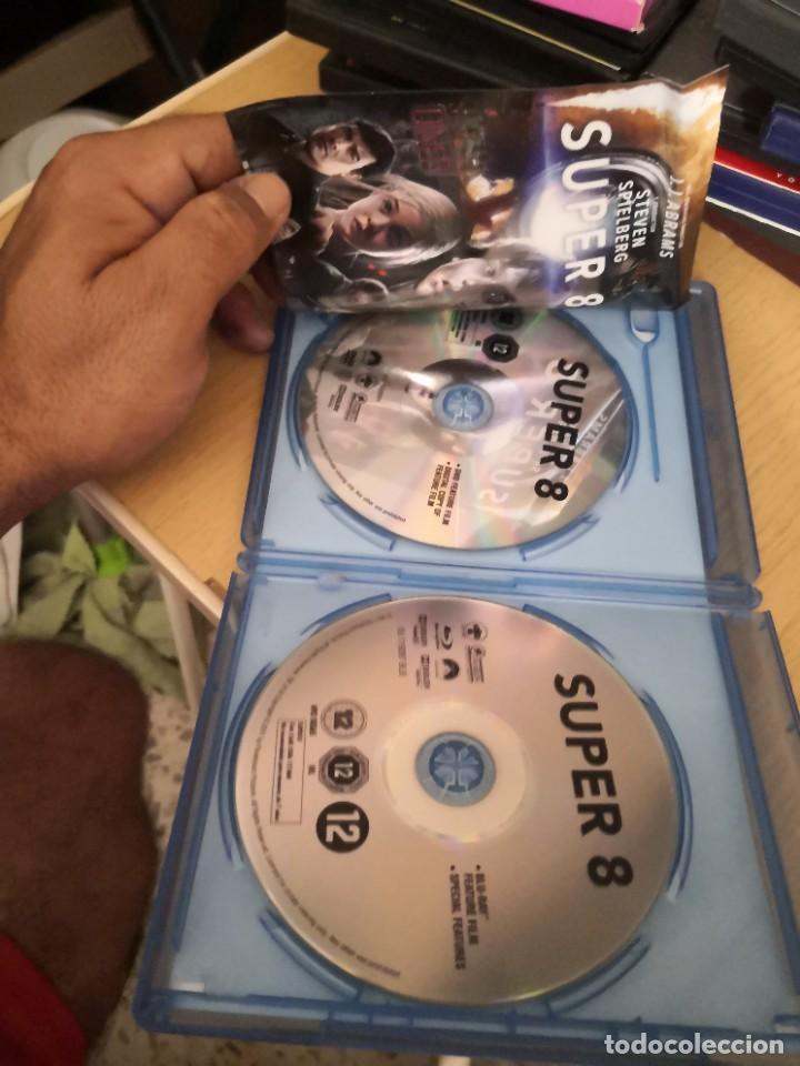 Cine: Película SUPER 8 BLU-RAY + DVD - Foto 2 - 267332704