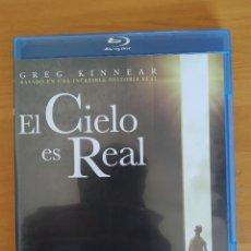 Cine: BLU-RAY EL CIELO ES REAL - GREG KINNEAR (DH). Lote 267588479
