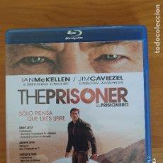 Cine: BLU-RAY THE PRISONER (EL PRISIONERO) - IAN MCKELLEN, JIM CAVIEZEL - COMO NUEVO (DM). Lote 267595694