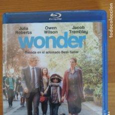Cine: BLU-RAY WONDER - JULIA ROBERTS, OWEN WILSON (DJ). Lote 267641329