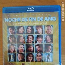 Cine: BLU-RAY NOCHE DE FIN DE AÑO - ZAC EFRON, ROBERT DE NIRO, HALLE BERRY (DJ). Lote 267644744