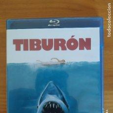 Cine: BLU-RAY TIBURON - STEVEN SPIELBERG (DP). Lote 267711299