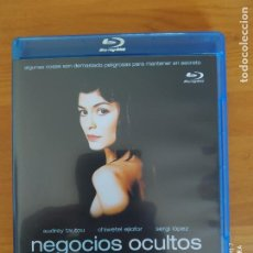 Cinéma: BLU-RAY NEGOCIOS OCULTOS - AUDREY TAUTOU (DP). Lote 267711954