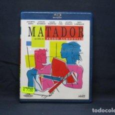 Cinéma: MATADOR - BLU RAY. Lote 267785769