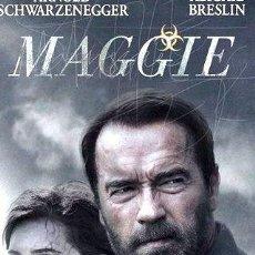 Cine: BLU RAY MAGGIE ARNOLD SCHWARZENEGGER. Lote 268485994