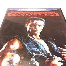 Cine: COMMANDO ARNOLD SCHWARZENEGGER BLU DVD PELICULA. Lote 268519959
