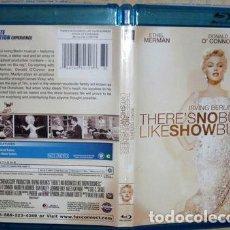 Cine: EL MUNDO DEL ESPECTACULO BLURAY MARILYN MONROE. Lote 268555774