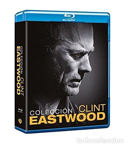 !!! CLINT EASTWOOD - COLECCION 10 DVD !!! COMO NUEVO EN BLURAY *** (Cine - Películas - Blu-Ray Disc)