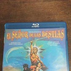 Cine: EL SEÑOR DE LAS BESTIAS - DON COSCARELLI - MARC SINGER , TANYA ROBERTS - FEEL FILMS 2015. Lote 268728679
