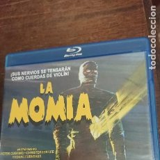Cine: LA MOMIA - TERENCE FISHER - PETER CUSHING , CHRISTOPHER LEE - MON INTER 2014. Lote 268730424
