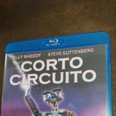 Cine: CORTO CIRCUITO - JOHN BADHAM - ALLY SHEEDY , STEVE GUTTENBERG - IDA FILMS. Lote 268734389