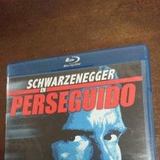 Cine: PERSEGUIDO - PAUL MICHAEL GLASER - SCHWARZENEGGER , MARIA CONCHITA ALONSO - IDA FILMS. Lote 268735479