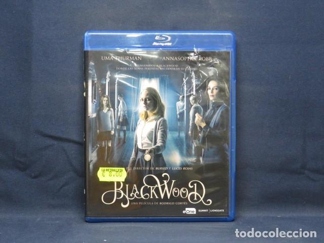 BLACKWOOD - BLACKWOOD (Cine - Películas - Blu-Ray Disc)