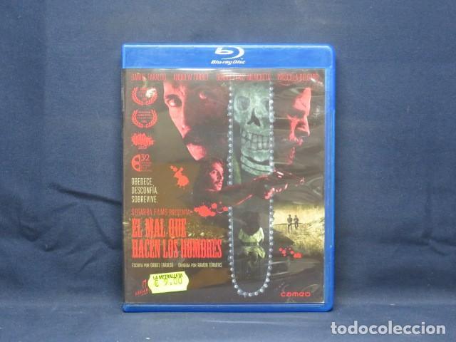 EL MAL QUE HACEN LOS HOMBRES - BLU RAY (Cine - Películas - Blu-Ray Disc)