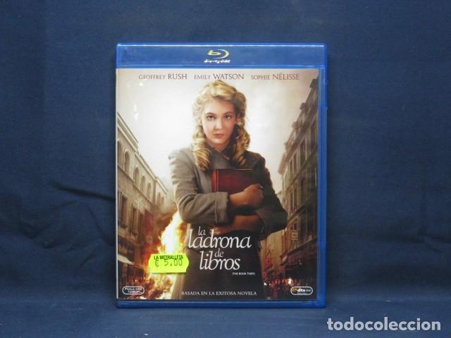 LA LADRONA DE LIBROS - BLU RAY (Cine - Películas - Blu-Ray Disc)