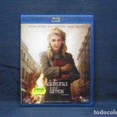 Cine: LA LADRONA DE LIBROS - BLU RAY. Lote 268832849