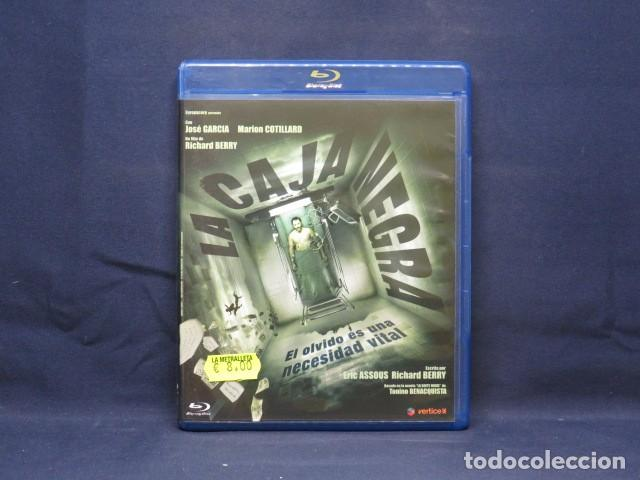 LA CAJA NEGRA - BLU RAY (Cine - Películas - Blu-Ray Disc)