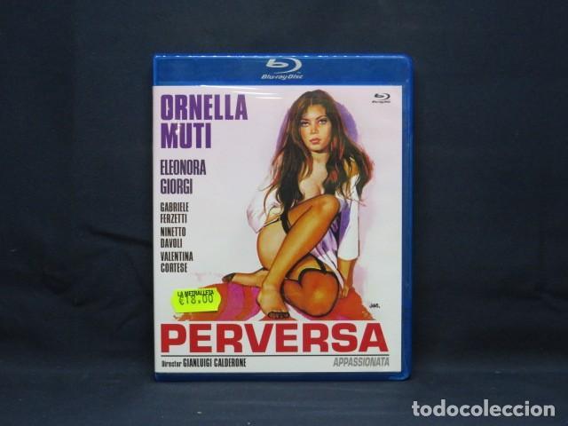 PERVERSA - BLU RAY (Cine - Películas - Blu-Ray Disc)