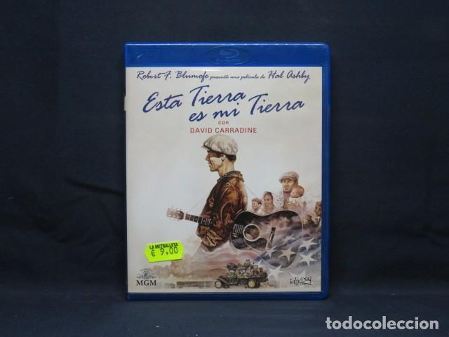 ESTA TIERRA ES MI TIERRA - BLU RAY (Cine - Películas - Blu-Ray Disc)