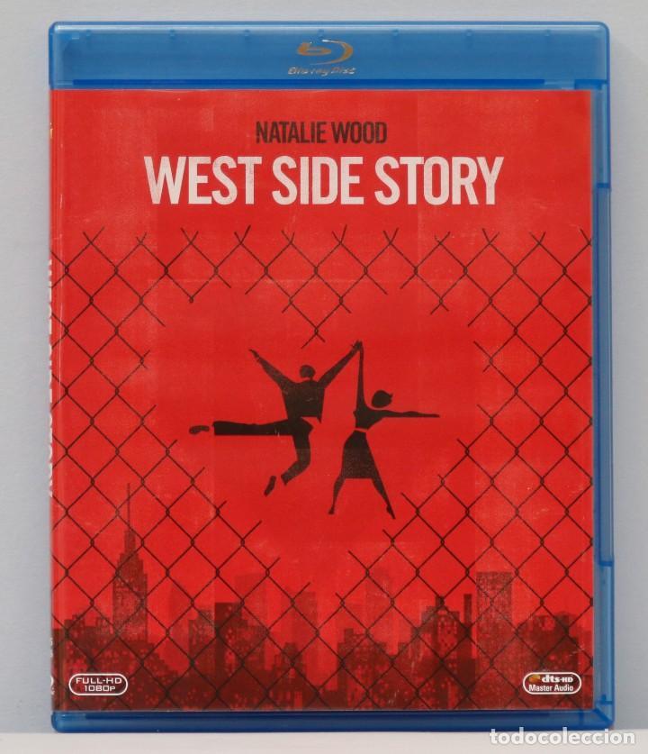 BLU-RAY. WEST SIDE STORY. WOOD (Cine - Películas - Blu-Ray Disc)