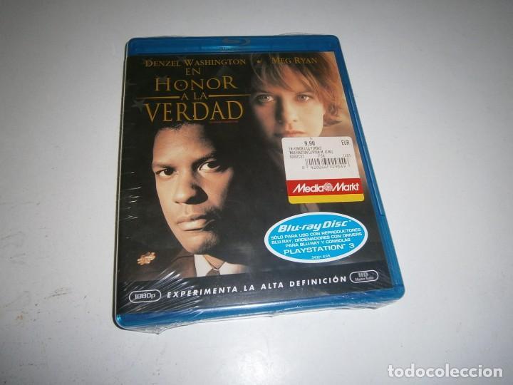 EN HONOR A LA VERDAD BLU RAY NUEVO PRECINTADO DENZEL WASHINGTON MEG RYAN (Cine - Películas - Blu-Ray Disc)