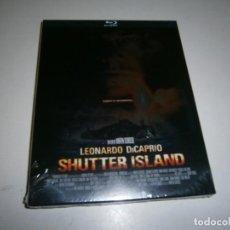 Cine: SHUTTER ISLAND BLU RAY NUEVO PRECINTADO LEONARDO DICAPRIO. Lote 268861804