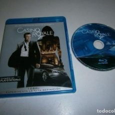 Cine: CASINO ROYALE 007 BLU RAY DANIEL CRAIG. Lote 268863394