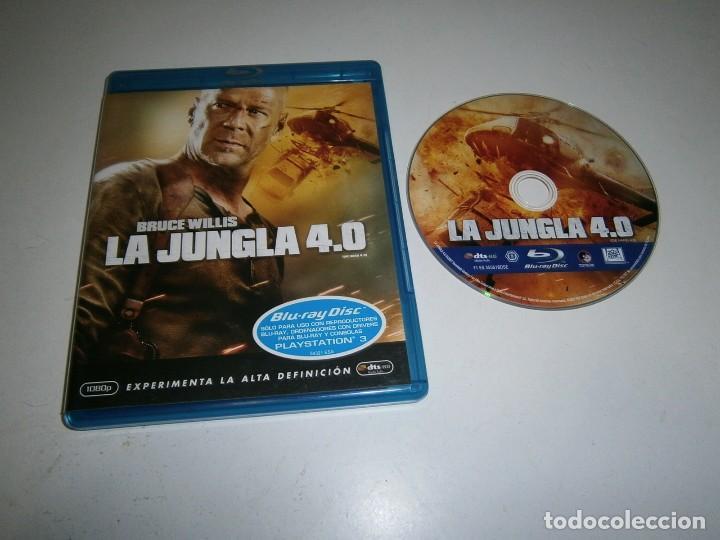 LA JUNGLA 4.0 BLU RAY (Cine - Películas - Blu-Ray Disc)
